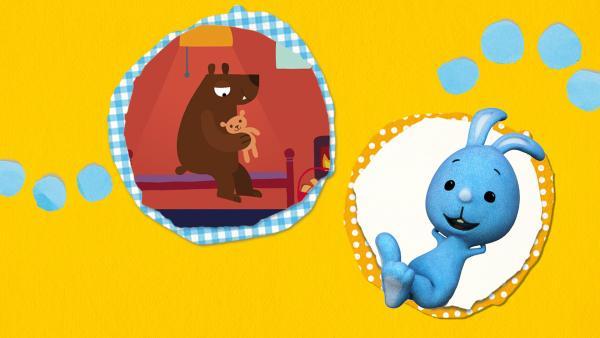 Kikaninchen und Freunde: Von Bären und Gänsen | Rechte: KiKA