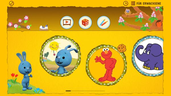kikaninchen.de - Die Onlinewelt für Kinder ab 3 Jahren mit Videos, Spielen und Ausmalbildern für Vorschüler | Rechte: KiKA