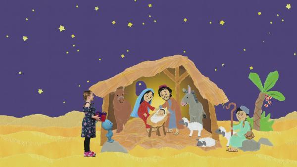 Die Weihnachtsgeschichte | Rechte: KiKA