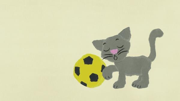 Ein nützlicher Fußball | Rechte: KiKA