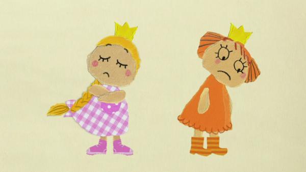 Prinzessin Lulu und das orange Kleid | Rechte: KiKA