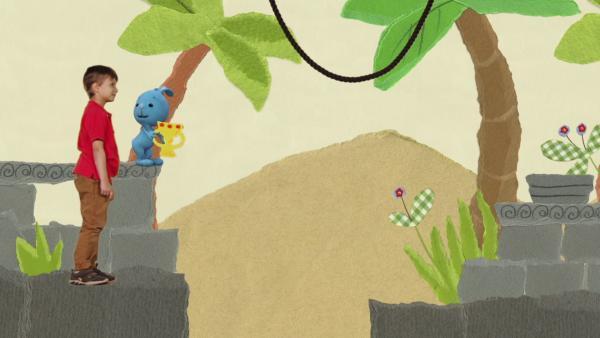 Abenteuer im Dschungeltempel | Rechte: KIKA
