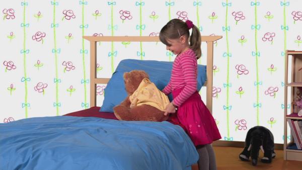 Schlaft gut, liebe Bären! | Rechte: KIKA
