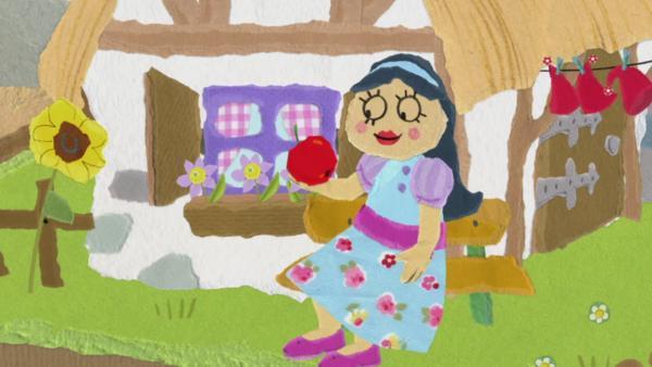 Schneewittchen und der vergiftete Apfel | Rechte: KIKA