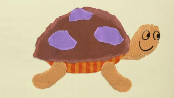 Die Rennfahrer-Schildkröte | Rechte: KIKA
