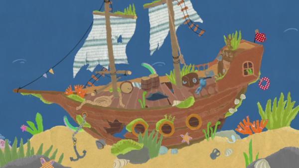 Das Seepferdchen | Rechte: KIKA