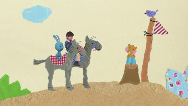 Pferderennen | Rechte: KiKA