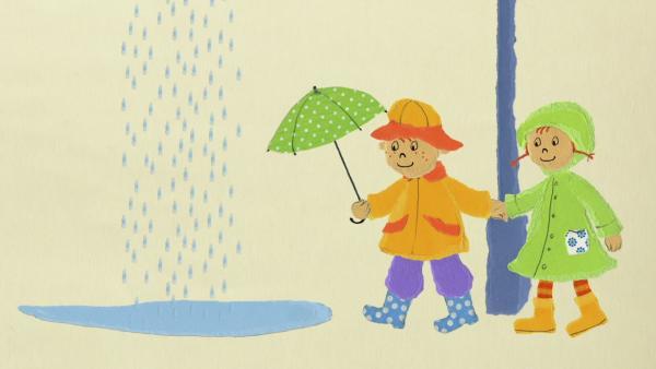 Christians Geschichte vom Regenmacher | Rechte: KiKA