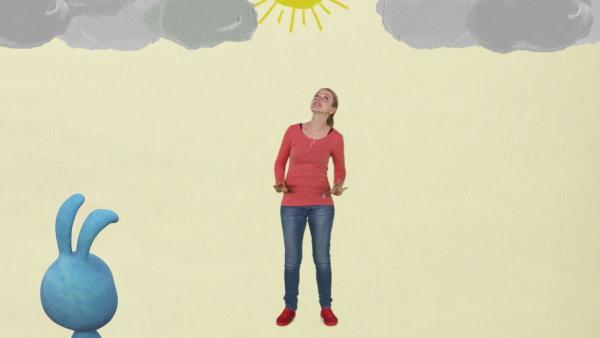 Anni singt ein Sonnenlied | Rechte: KiKA