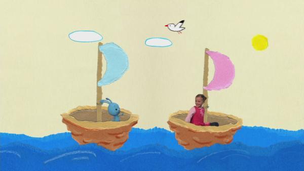 Abenteuer in der Nussschale | Rechte: KiKA