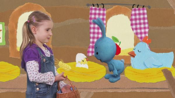 Die Eiersammler | Rechte: KiKA