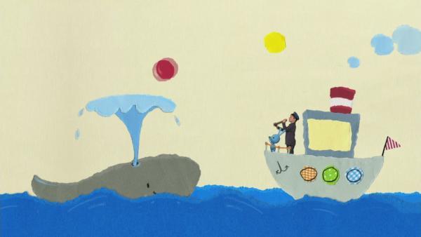 Rettung für den Wal | Rechte: KiKA