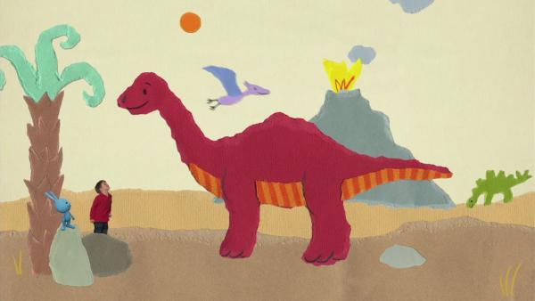 Die Dinos sind los | Rechte: KiKA
