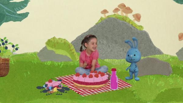 Picknick mit den Ameisen | Rechte: KiKA