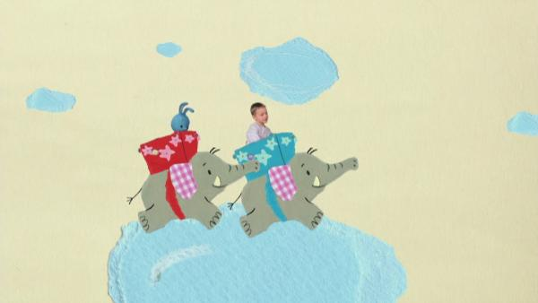 Tröten wie ein Elefant | Rechte: KiKA