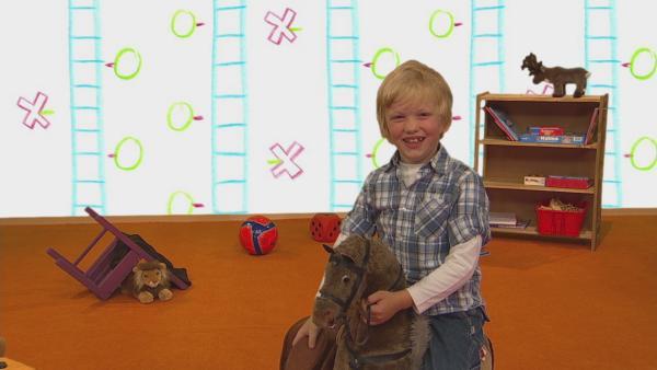 Unterwegs als Cowboy | Rechte: KiKA