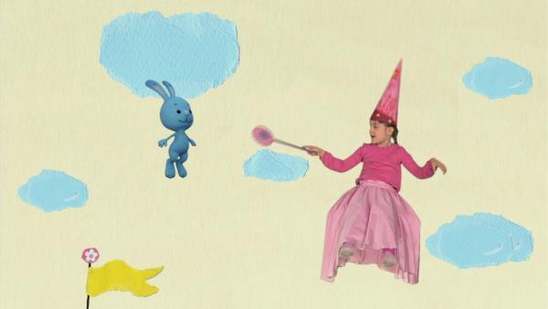 Zauber in der Feenwelt | Rechte: KiKA