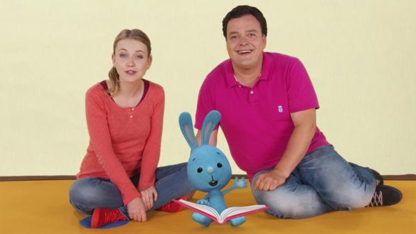 Schnipsellied mit Anni und Christian | Rechte: KiKA