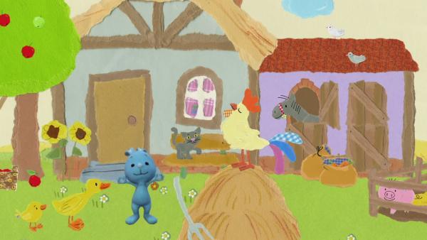Abenteuer auf dem Bauernhof | Rechte: KiKA