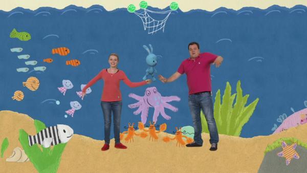Unterwasserwelt | Rechte: KiKA