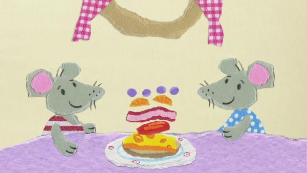 Frühstück bei den Mäusekindern | Rechte: KiKA