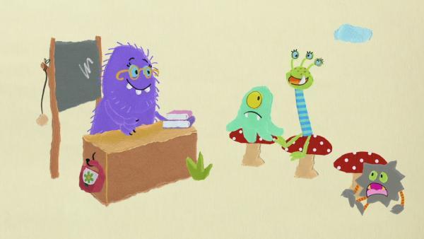 Monsterschreck | Rechte: KiKA