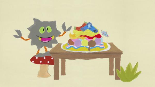 Monsterhunger | Rechte: KiKA