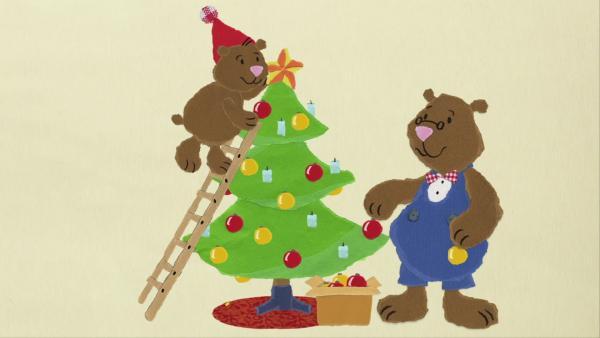Der Weihnachtsbaumschmuck ist kaputt | Rechte: KiKA
