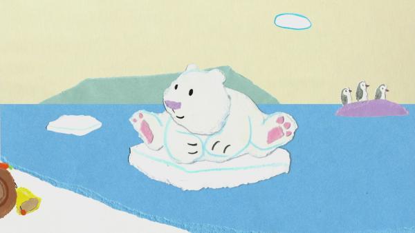 Auf der Suche nach einem Schneemann ohne Nase | Rechte: KiKA