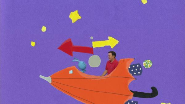 Eine Reise zum Mars | Rechte: KiKA
