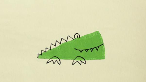 Grünes Dreieck; USA 008 | Rechte: KiKA