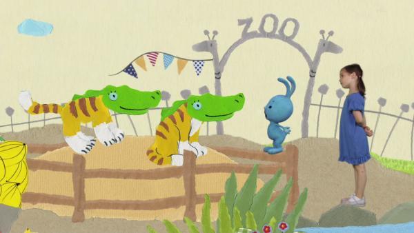 Verrückter Zoo | Rechte: KIKA
