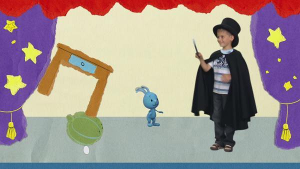 Unterwegs als Zauberer | Rechte: KiKA