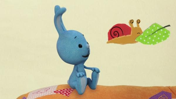 Die kleine Schnecke Schirin | Rechte: KiKA