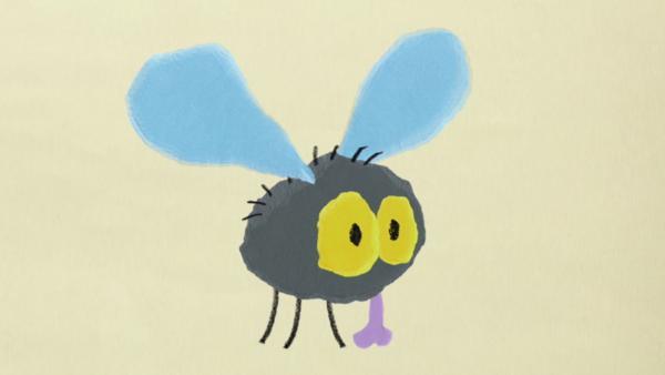 Eine Fliege für den Pinguin | Rechte: KiKA