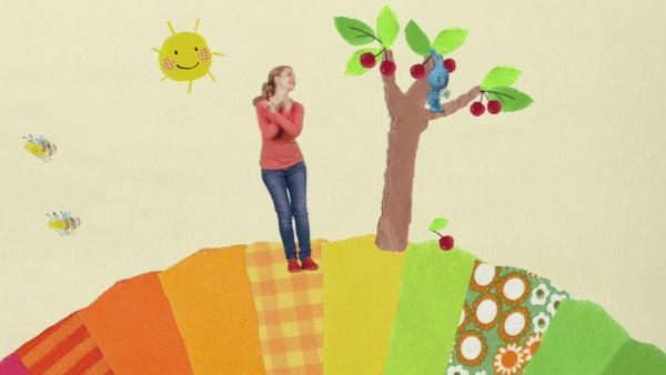 Der Jahreszeitensong | Rechte: KiKA