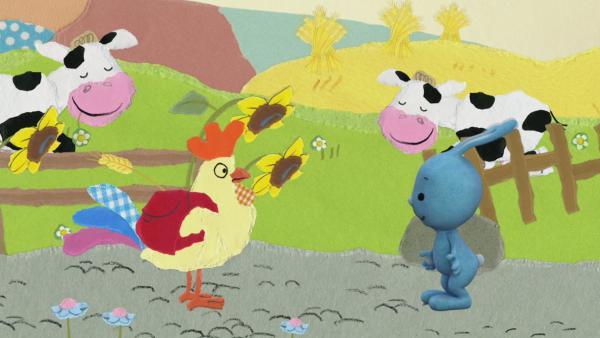 Der Hahn kann nicht mehr krähen | Rechte: KiKA