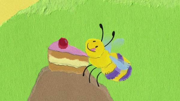 Der Bienenangriff | Rechte: KiKA