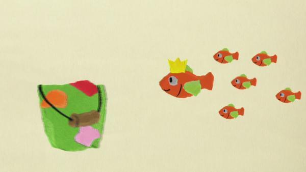 Das Schloss vom Fischkönig | Rechte: KiKA
