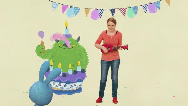Viel Geburtstag zum Glück | Rechte: KiKA