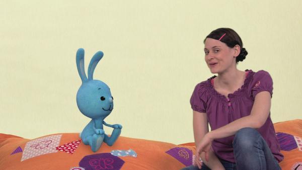 Hänsel und Gretel treffen Rapunzel | Rechte: KiKA