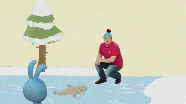 Christian erzählt ein Schnee-Gedicht | Rechte: KiKA