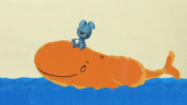 Rettung durch den Seifenwal | Rechte: KiKA