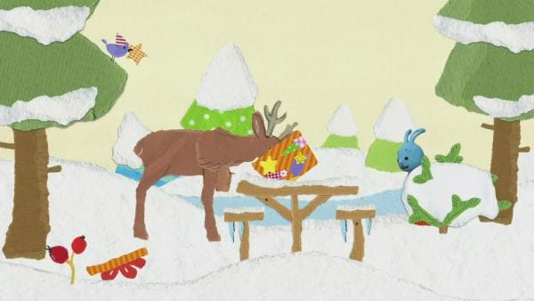 Weihnachten mit Kikaninchen | Rechte: KiKA