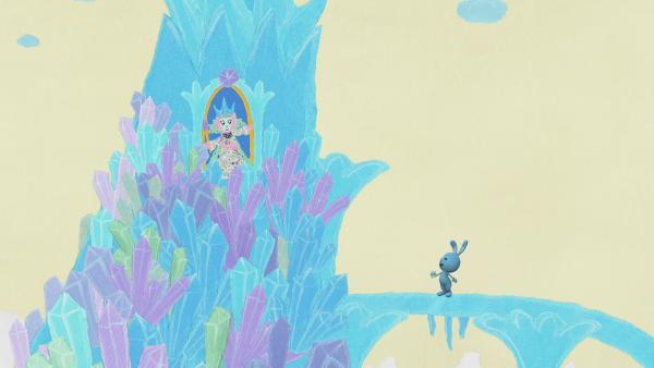 Ein Eistanz im Schloss | Rechte: KiKA