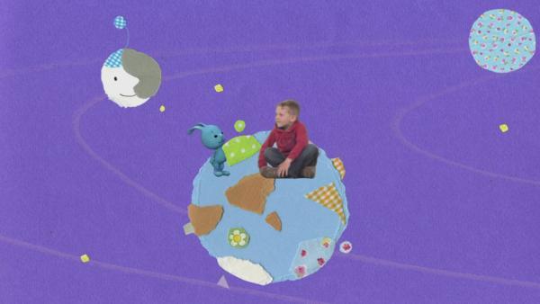 Spaß im Weltall | Rechte: KiKA