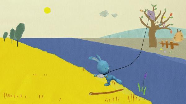 Kikaninchen macht Hochsprung | Rechte: KiKA
