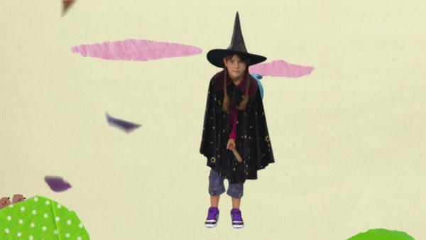 Unterwegs als Hexe | Rechte: KiKA