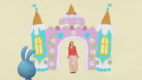 Anni ist Prinzessin Dann und Wann | Rechte: KiKA