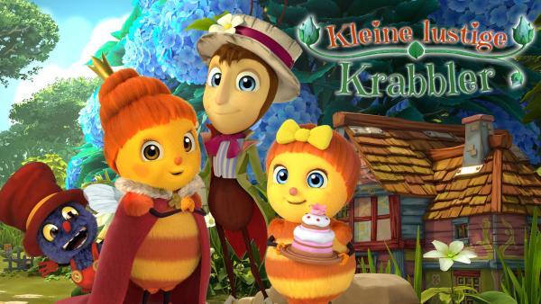 Kleine, lustige Krabbler | Rechte: ZDF